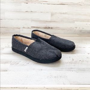 Youth Toms Fur Lined Size 3